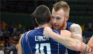Iran Bids Farewell to Rio 2016 as Italy Advances to Semifinals with 3-0 Blitz