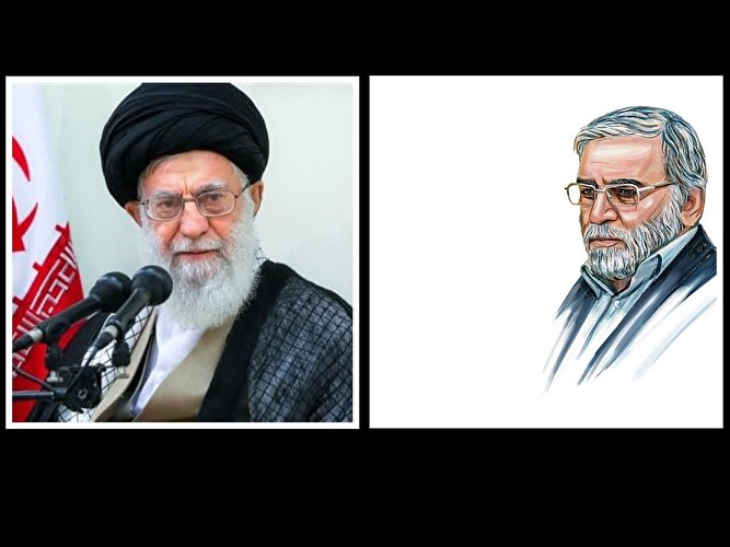 Imam Khamenei's message following the assassination of the Nuclear Scientist, Mohsen Fakhrizadeh